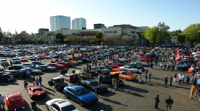 Supercar Sunday in Woodland Hills is a free, fun community event, but